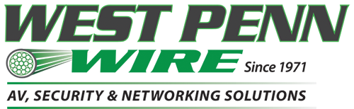 West Penn Wire - AV, Security & Networking Solutions Since 1971